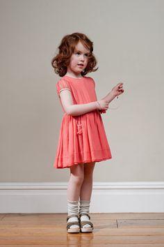 Nancy Dress, Caramel Baby & Child.