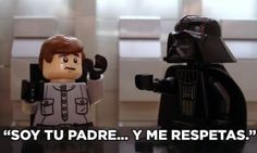 19 Frases de papá ilustradas por Darth Vader