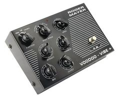 Guitar Effects Pedals by Roger Mayer - Voodoo Vibe