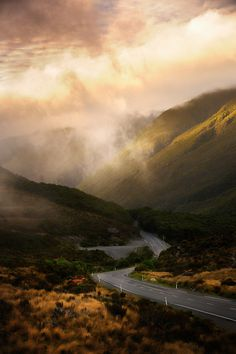 Arthur's Pass // South Island, New Zealand // photo by Richard Furhoff Nz South Island, New Zealand South Island, Oh The Places You'll Go, Places To Visit, Wonderful Places, Beautiful Places, Destinations, New Zealand Travel, Auckland