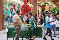 07/01/2015 - Curitiba, PR: Fiscais da SEMA em ação
