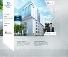 Skłodowska Point Website
