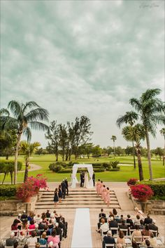 Miami Biltmore Hotel wedding by Manolo Doreste