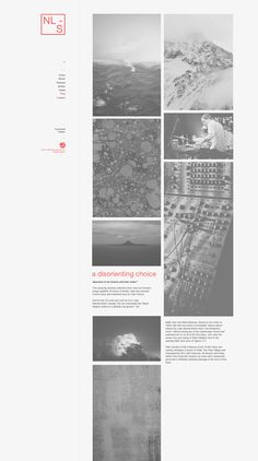 Web | New Library Sounds Concept on Behance