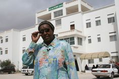 Edna Adan Ismael founded this maternity hospital in Somaliland with her life's savings. She is the country's first nurse-midwife, and she also relentless fights female genital mutilation. We have a chapter on her in Half the Sky.