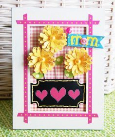 15 Diy mother's day cards - Home Decor | LittlePieceOfMe
