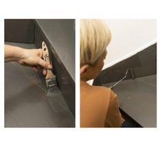 DIY bricolage : comment peindre un escalier rapidement , en suivant le pas à pas en images gratuits ! Home Decor, Images, Diy, Indoor Stair Railing, Painted Stairs, House Stairs, Painted Wood Stairs, Refurbishment, Interior
