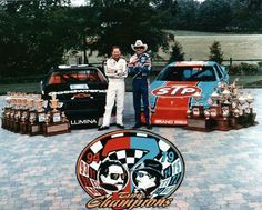 Richard Petty / Dale Earnhardt Sr.