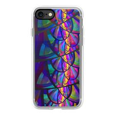 Stained Glass - iPhone 7 Case, iPhone 7 Plus Case, iPhone 7 Cover,... (280 HRK) ❤ liked on Polyvore featuring accessories, tech accessories, iphone case, iphone cases, iphone cover case and apple iphone case