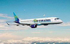Air Caraibes : Embraer
