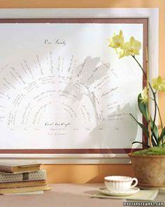 How to Make a Family-Tree Fan Chart: Martha Stewart Make A Family Tree, Family Tree Frame, Cute Family, Family Trees, Pedigree Chart, Tree Templates, Printable Templates, Free Printable, Printables
