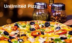 Unlimited Pizza (Lunch / Dinner) at Pizza Tune, Maninagar, Ahmedabad. http://www.apnazon.com/ahmedabad/food-and-restaurant/pizza-tune/1245/