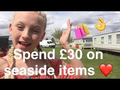 Hi Guys My Mammy Challenges me to Spend On A Seaside Market. Series 2 Episode I hope you enjoy my video, I am at my Aunties Caravan in Skegness for a . Challenge Me, I Hope You, Seaside, Marketing