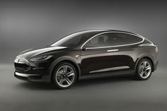 Tesla Motors, presents a newly envisioned CUV, the Model X. Designed to give you the best of an suv with the storage benefits of a minivan, this prototype offers Telsa's inventive electric powertrain system performing with extreme efficiency.