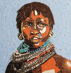 african girl 2 by ...marta, via Flickr