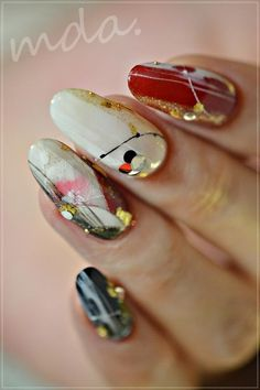 Blog de Ginza nail ★ MDA NAiL | Blog December 2013
