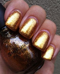 Sinful Colors - All About You. I just might have to buy this. I have billions of sinful colors nail polish.