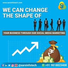 Give new wings to your business to fly high around the world.  To know more about our strategic Social Media Marketing Services  whatsapp on + 91 9818823408.  #brandawareness #brandmarketing #brandpositioning #brandstrategist #contentstrategy #brandagency #contentmarketing #marketingagency #smallbusinessmarketing #socialmediamanager #advertisingagency #inspiration #socialmediamarketing #digitalmarketing #onlinemarketing #seo #inboundmarketing #webdesign #outboundmarketing #goals… Inbound Marketing, Content Marketing, Online Marketing, Social Media Marketing, Digital Marketing, Small Business Marketing, Online Business, Brand Strategist, Best Web Design
