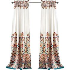 Found it at Joss & Main - Paisley Rod Pocket Curtain Panel