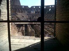 Finestra, Colosseo 2013