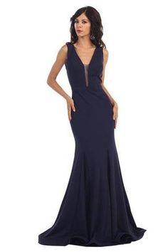 27d5807c60 Long evening dress 100-rq 7362 - Simply Fab Dress Formal Dresses Online