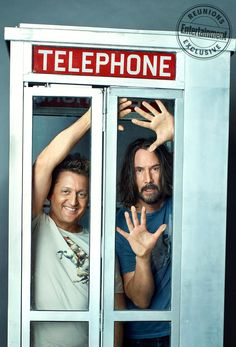 <em>Bill & Ted 3</em>: Keanu Reeves, Alex Winter, and the writers talk proposed sequel (which might actually happen!)