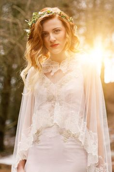 Image by Jo Bradbury - Terry Fox Wedding Dresses For A Winter Bridal Inspiration Shoot In The Peak District With Stationery By Emma Jo And Flowers By Wild Orchid With Images From Jo Bradbury Wedding Photography