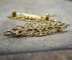 Lot of 10pcs of 18K Gold Plated Brass Bridal Party by CMVision