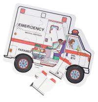 Ambulance Inside Out Puzzle