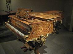 grand piano , 19th century, England (London)