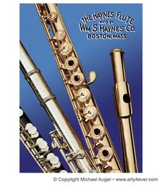 My dream flute...now if only five grand would fall out of the sky.  :-\