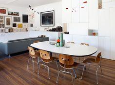 dining + DCM, via Flickr.