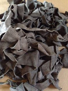 Gray Suede 1# Suede Cowhide Leather Craft Scraps LSG4418 New Many Sizes  | eBay