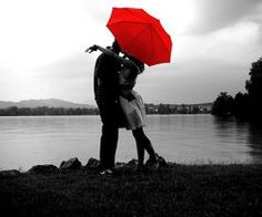 Red Umbrella -- okay, so this one is selective colour. But I'd like to experiment with backlighting in this situation to get dramatic lighting without using selective colour.