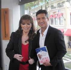 With #MarioLopez on #exTRA talking about my latest book #ThePowerTrip