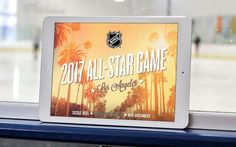 We're proud to have lent our app expertise by building an interactive presentation app for the LA Kings and The Staples Center to win the bid to bring the 2017 NHL Allstar Game home to Los Angeles. Congratulations to all involved, 2017 can't come soon enough! That's success through FUSION's Art of Mobility www.fusionofideas.com mobile device tech awesome cool unique technology custom app brand branding