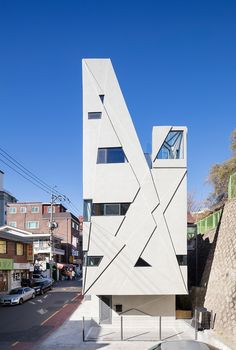 moon hoon builds mixed-use 'dogok maximum' in seoul