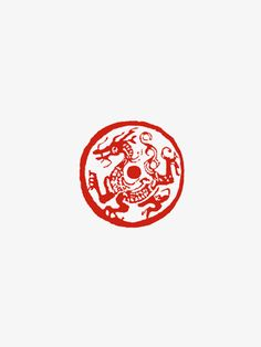 Master Uncle Liu - Dragon #Chinese Seal Carving
