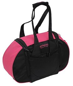 Workplay Bags Womens Goddess III Gym and Travel Bag Pink Black  gt  gt  gt 8879ef7bbe
