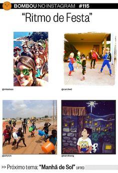 """Bombou no Instagram #115 - """"Ritmo de Festa"""" - http://epoca.globo.com/colunas-e-blogs/bombou-na-web/noticia/2014/12/melhores-fotos-de-ritmo-de-festa-no-bbombou-no-instagramb.html"""