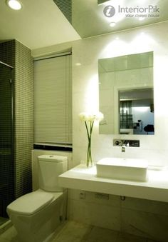 Small Bathroom Designs Green latest small bathroom designs in india | ideas 2017-2018