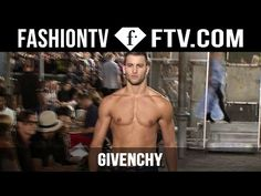 Givenchy Spring/Summer 2016 | Paris Men's Fashion Week | FashionTV - YouTube
