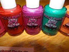 Hayley LOVES Piggy Paint and a Piggy Paint Giveaway!   Photo