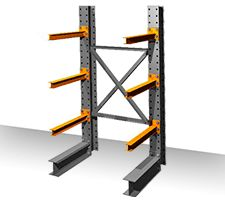 Structural Cantilever Racking Add-On Kits - Single  #storage #b2b #shopping
