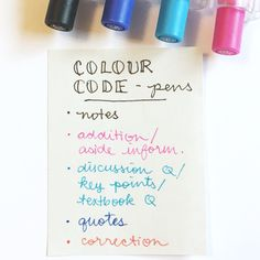 The Mistral Method: Colour-Coding and Note-Taking Overview – Mistral Spirit