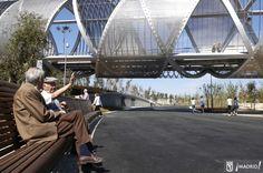 Puente Monumental de Arganzuela
