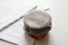 Ann-Marie Loves Paper Custom Stamp