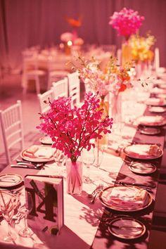 USING A COLOUR PALETTE | Elegant Wedding
