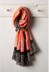 Transition Scarves: Summer to Fall