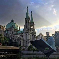 Catedral da Se.  Sao Paulo - SP.